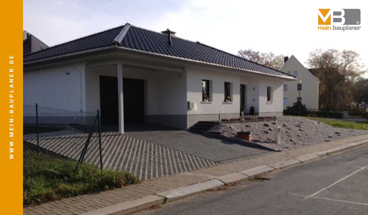 Einfamilien-Bungalow in Auerbach 4