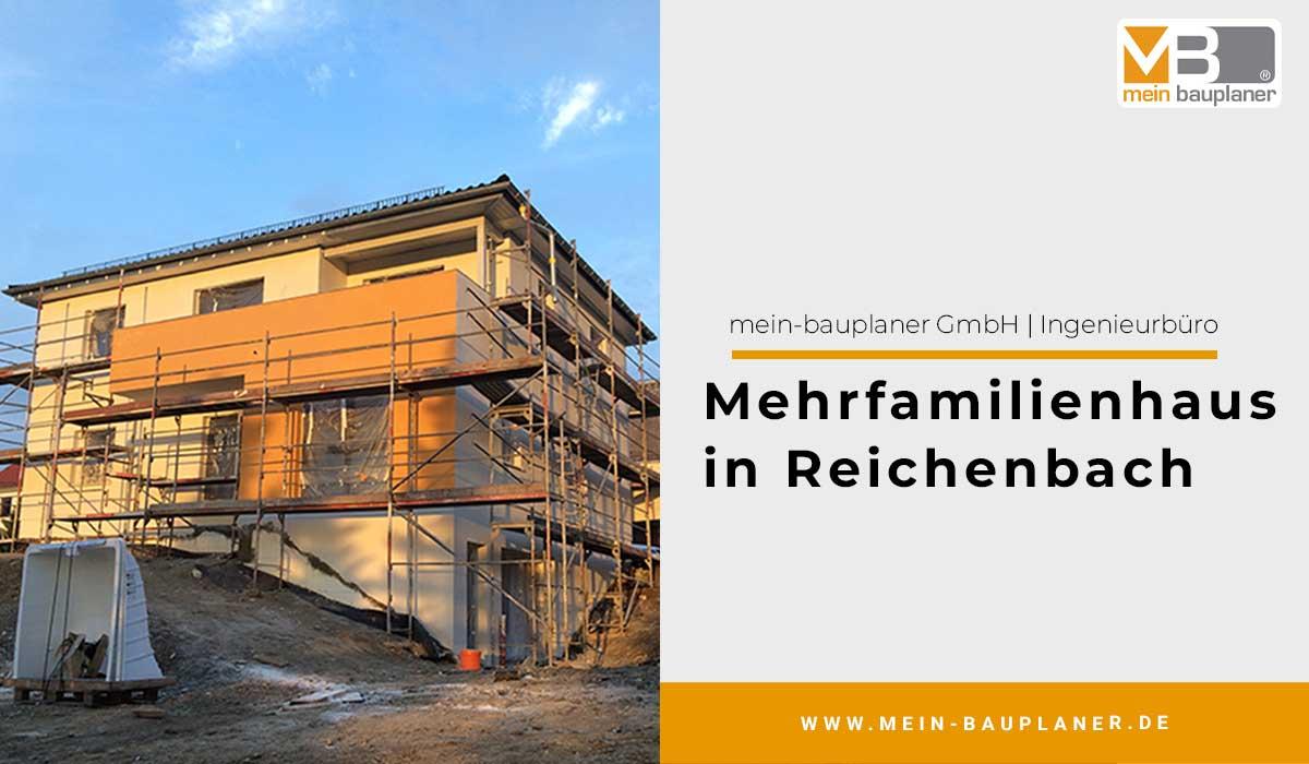 Mehrfamilienhaus in Reichenbach 1