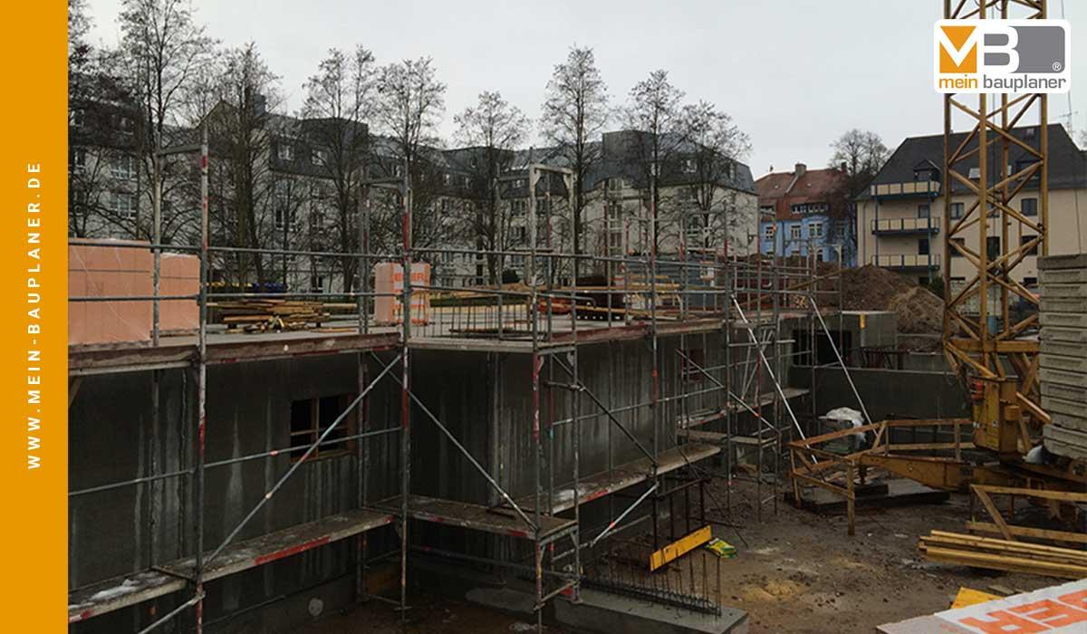 """Mehrfamilienhaus in Zwickau - """"Quartier Muldenbogen"""" 5"""