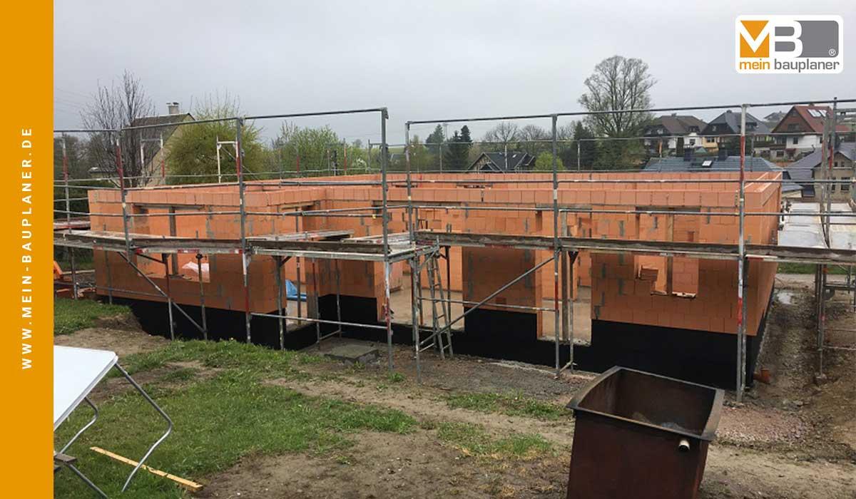 Neubau Einfamilienhaus in Rodewisch 2