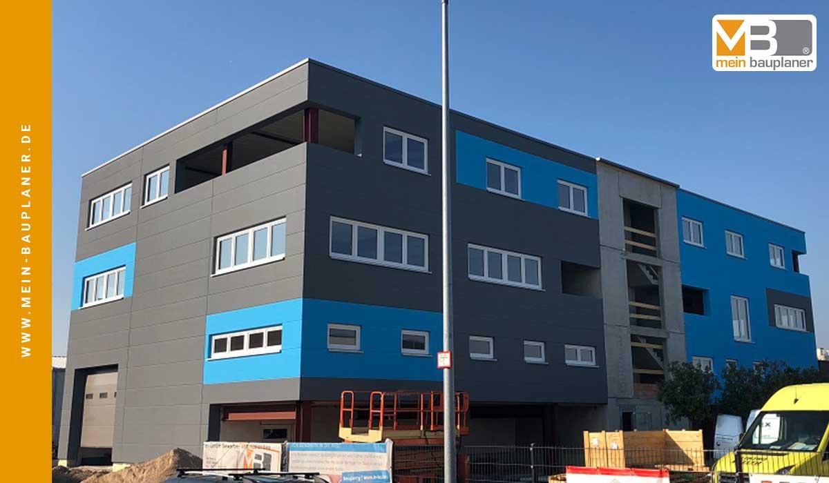 Neubau einer Multifunktionshalle in Bensheim 2