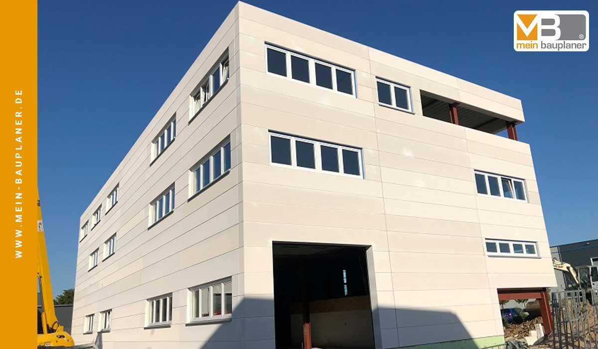 Neubau einer Multifunktionshalle in Bensheim 4