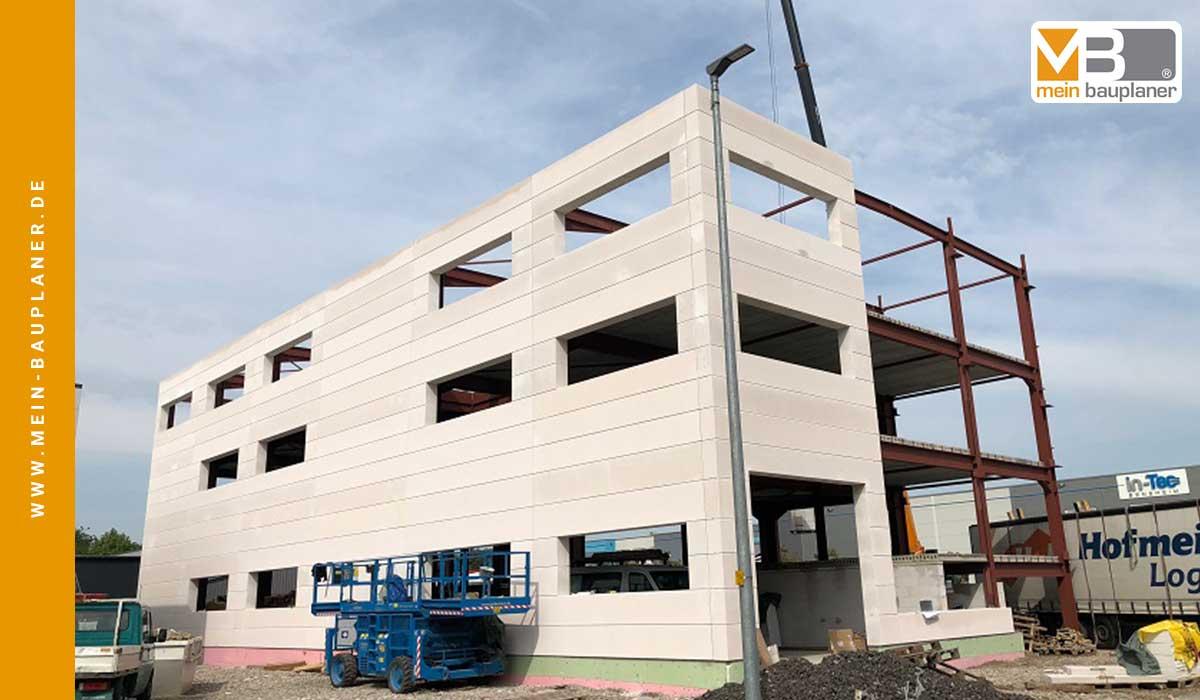 Neubau einer Multifunktionshalle in Bensheim 5