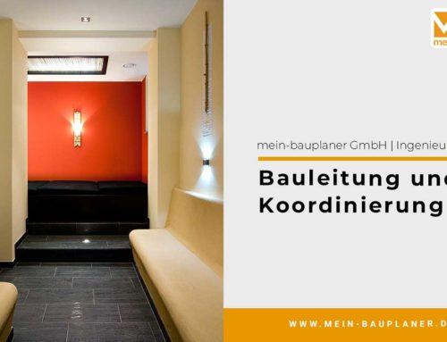 Bauleitung und Koordinierung