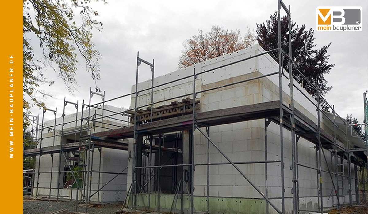 Errichtung Einfamilienhaus in Chrieschwitz 3