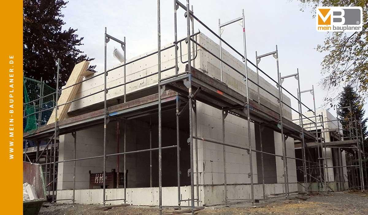 Errichtung Einfamilienhaus in Chrieschwitz 4