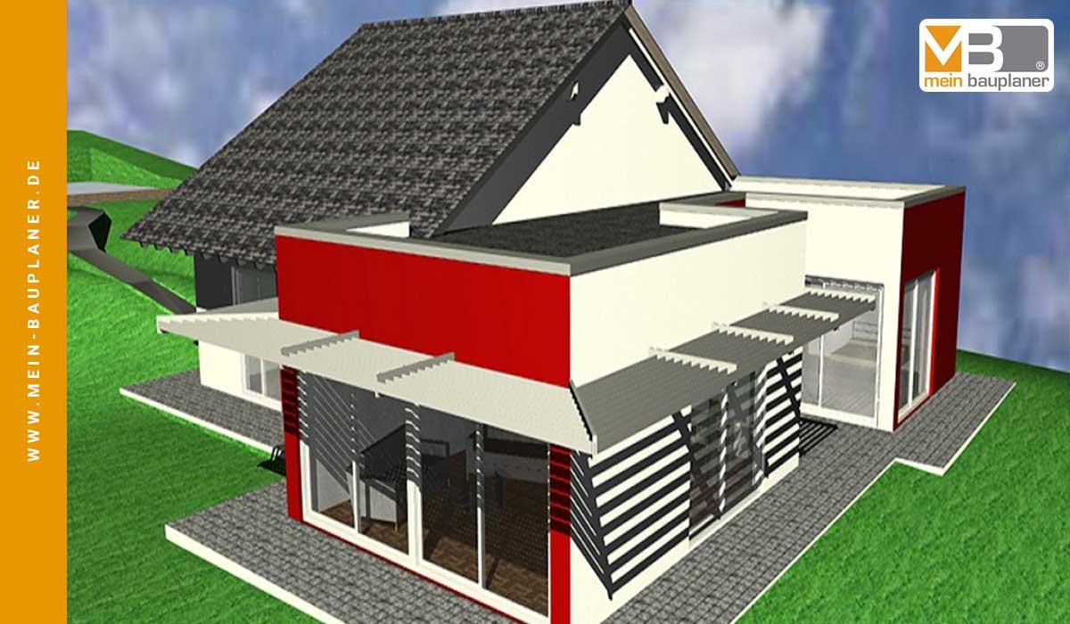 Errichtung Einfamilienhaus in Chrieschwitz 5