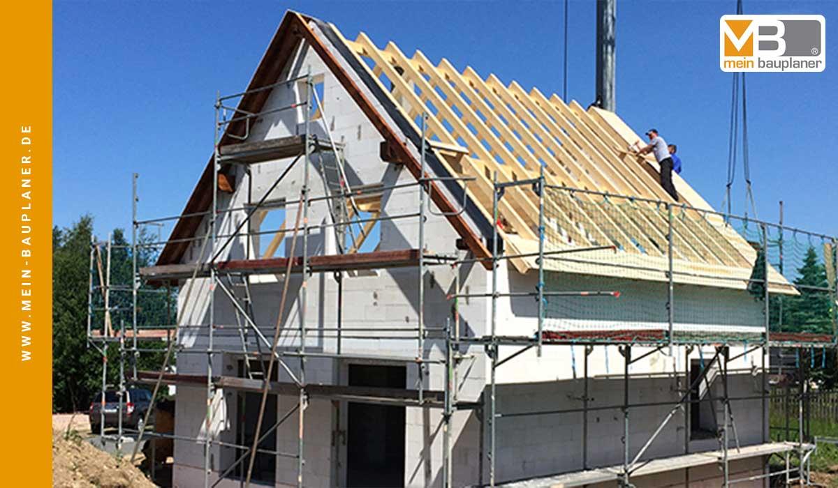 Errichtung Einfamilienwohnhaus, Beerheide 2