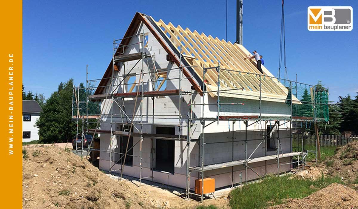 Errichtung Einfamilienwohnhaus, Beerheide 3