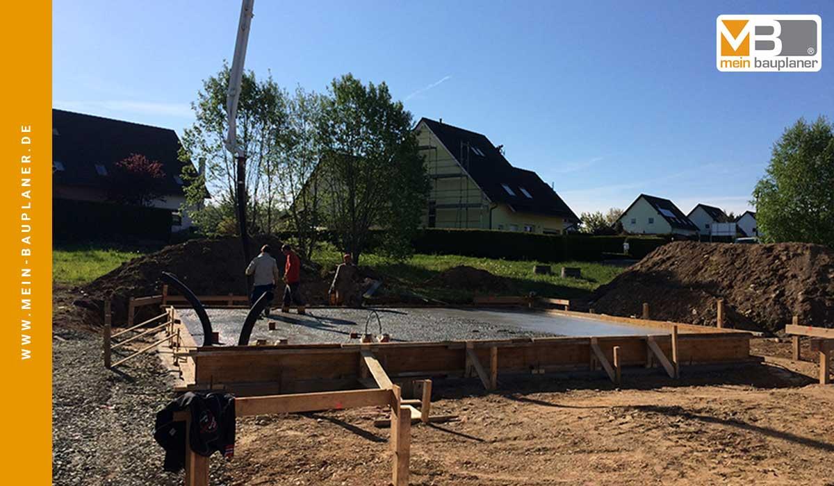 Errichtung Einfamilienwohnhaus, Beerheide 4