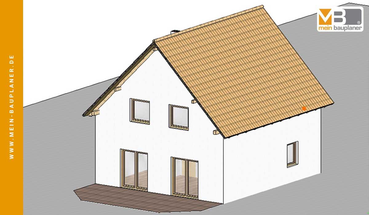 Errichtung Einfamilienwohnhaus, Beerheide 5
