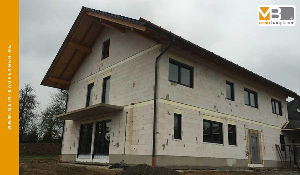 Errichtung Enfamilienwohnhaus, Tanna 2
