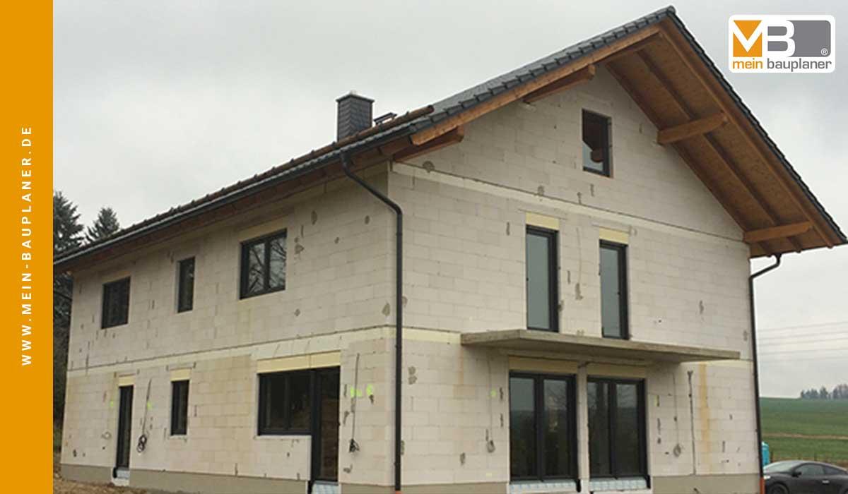 Errichtung Enfamilienwohnhaus, Tanna 3