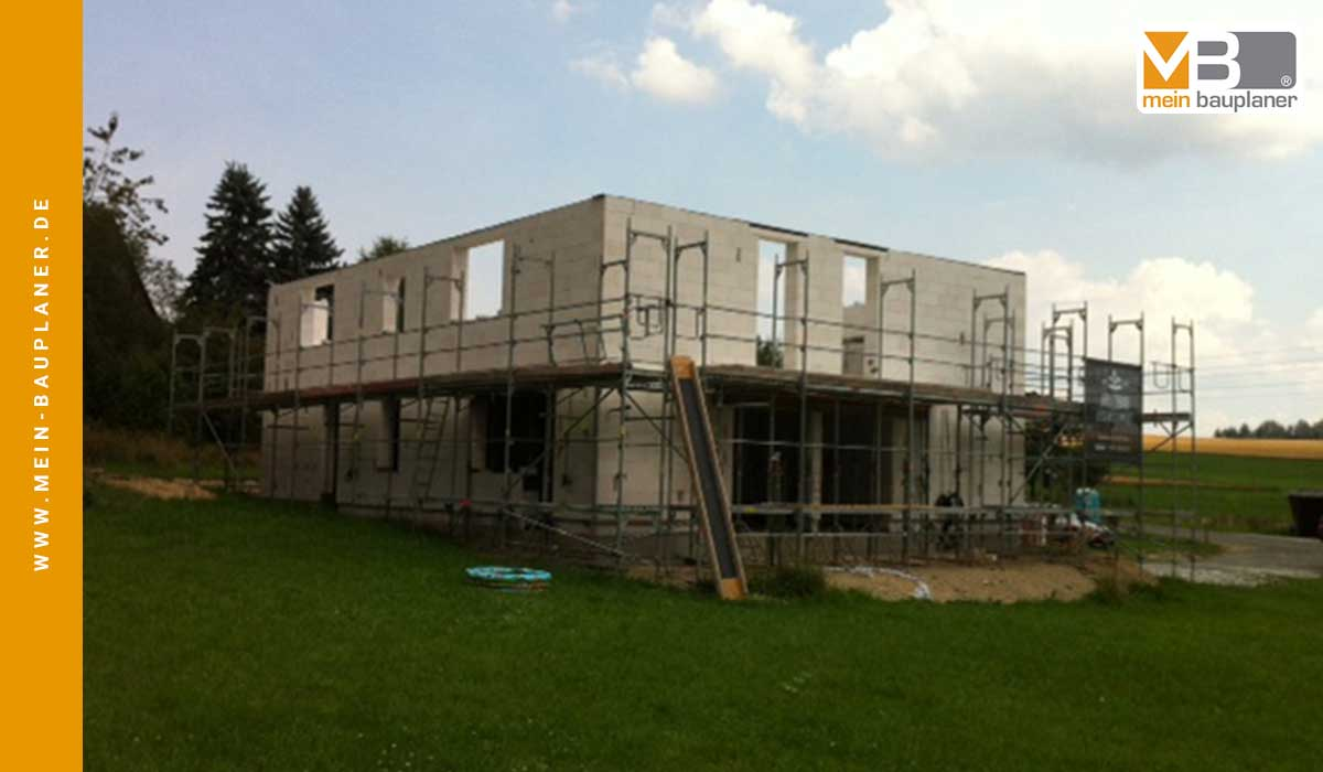 Errichtung Enfamilienwohnhaus, Tanna 4