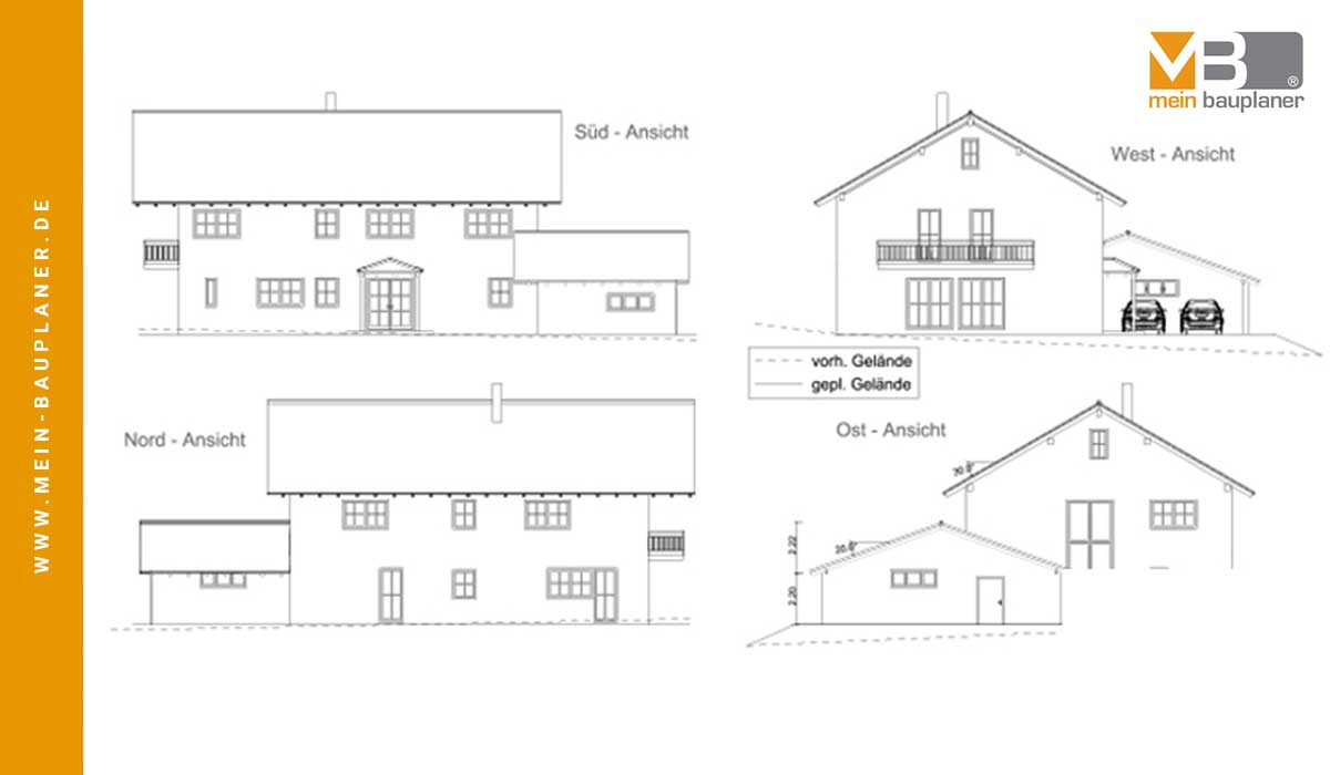 Errichtung Enfamilienwohnhaus, Tanna 5