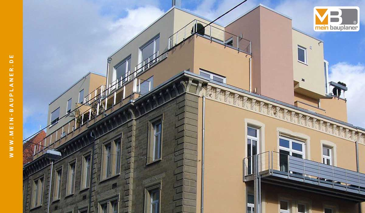 Mehrfamilienhaus Weimarstraße in Stuttgart 2