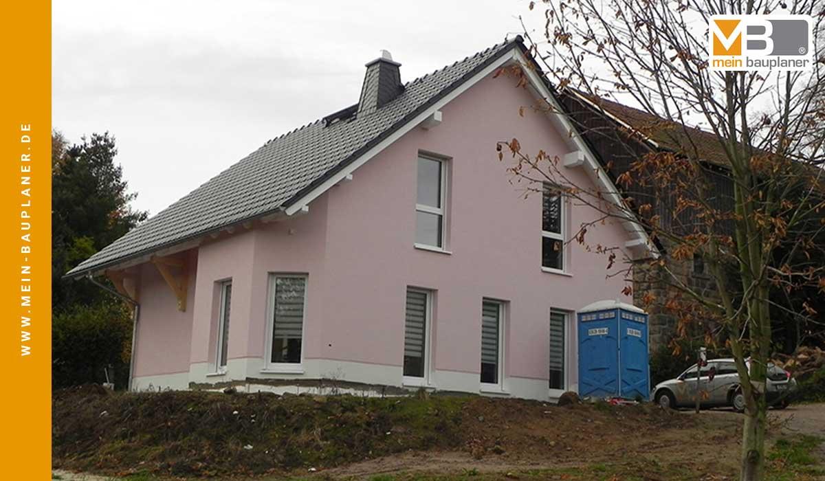 Neubau Einfamilienhaus, Hirschfeld 2