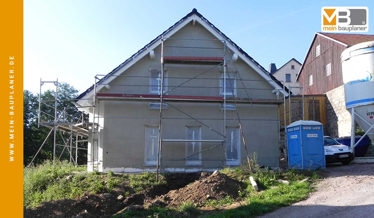 Neubau Einfamilienhaus, Hirschfeld 3
