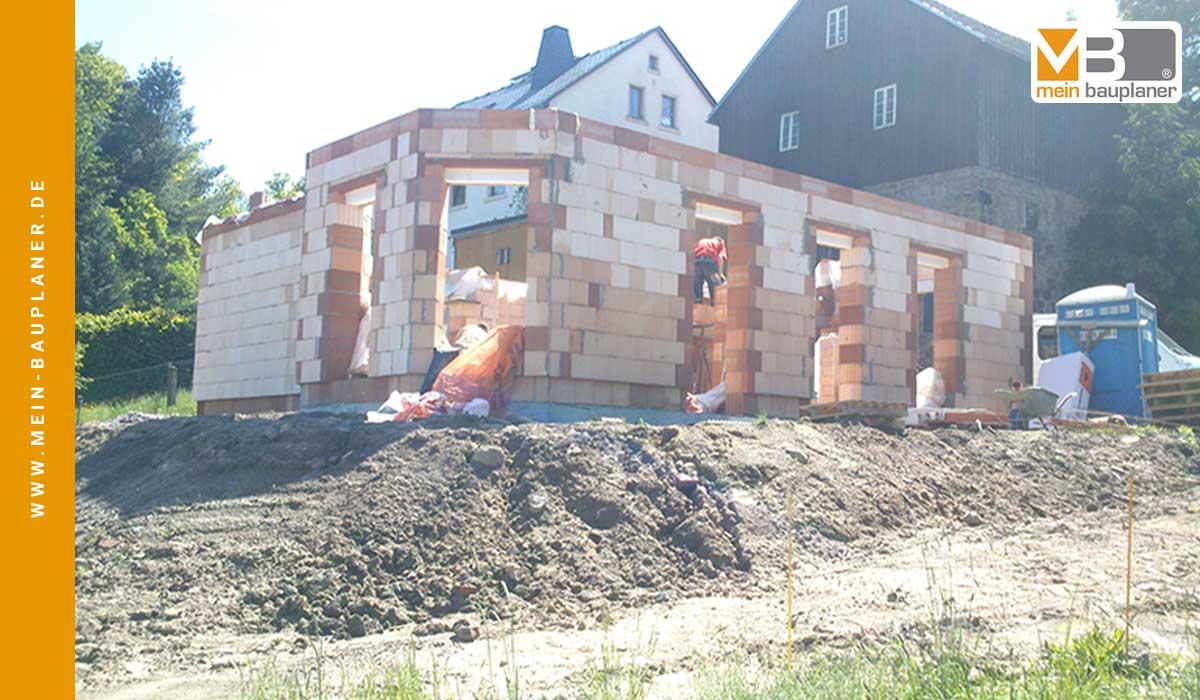Neubau Einfamilienhaus, Hirschfeld 5