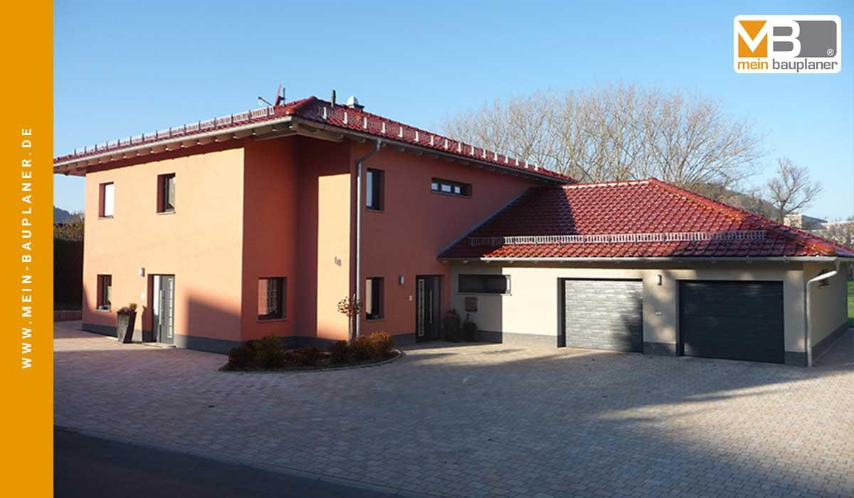 Neubau Einfamilienhaus in Hildburghausen 2