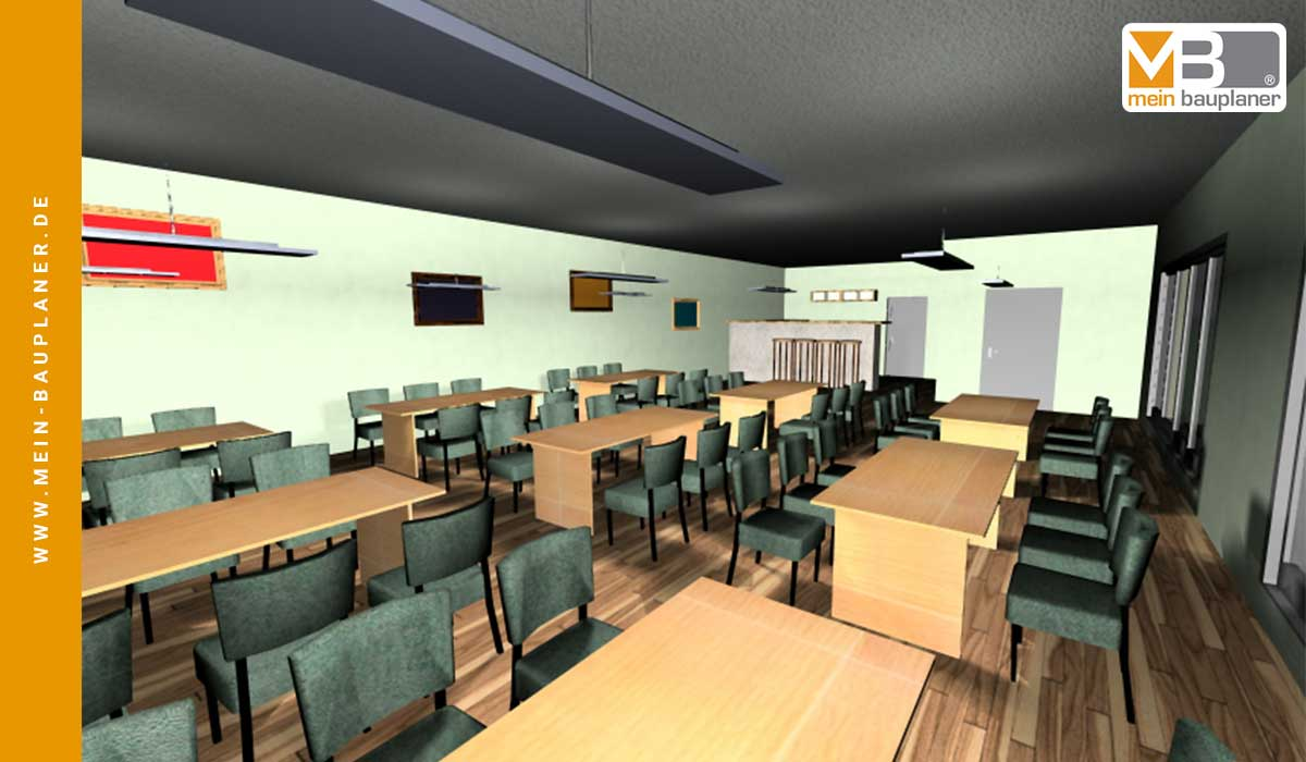 Planung-einer-Fleischerei-mit-Bewirtungsräumen-und-WohPlanung einer Fleischerei mit Bewirtungsräumen und Wohnung im Obergeschoss 4