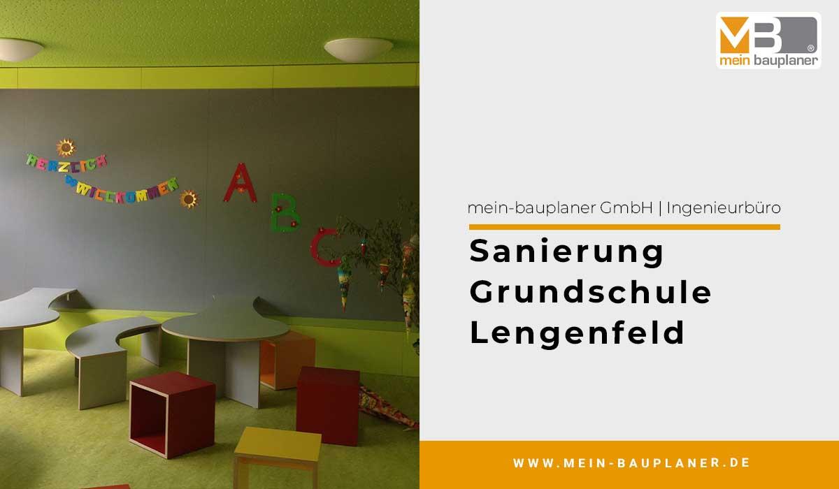 Sanierung Grundschule Lengenfeld 1