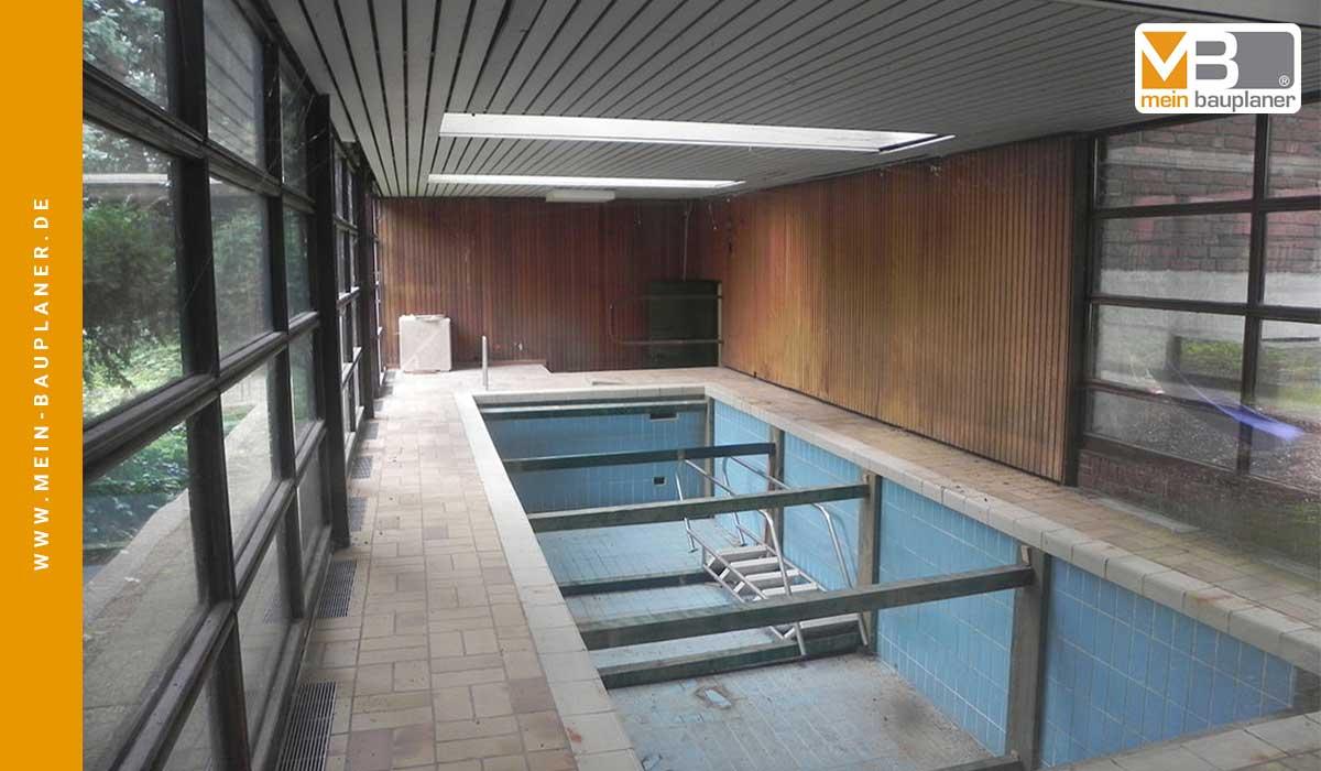 Sanierungsplanung privates Schwimmbad in Berlin 4
