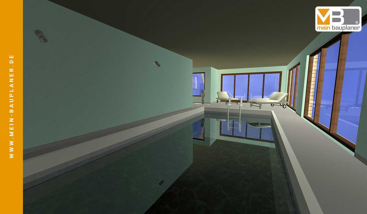 Sanierungsplanung privates Schwimmbad in Berlin 5