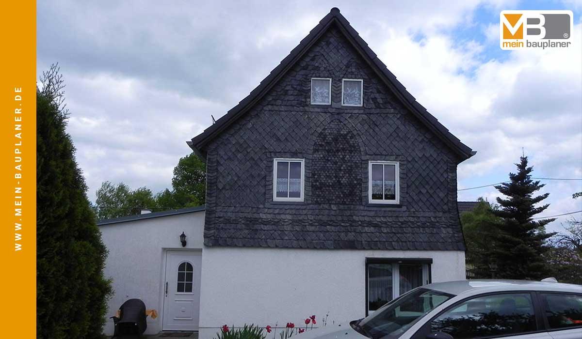 Anbau in Holzständerbauweise, an ein bestehendes Wohnhaus mit Denkmalschutz 2