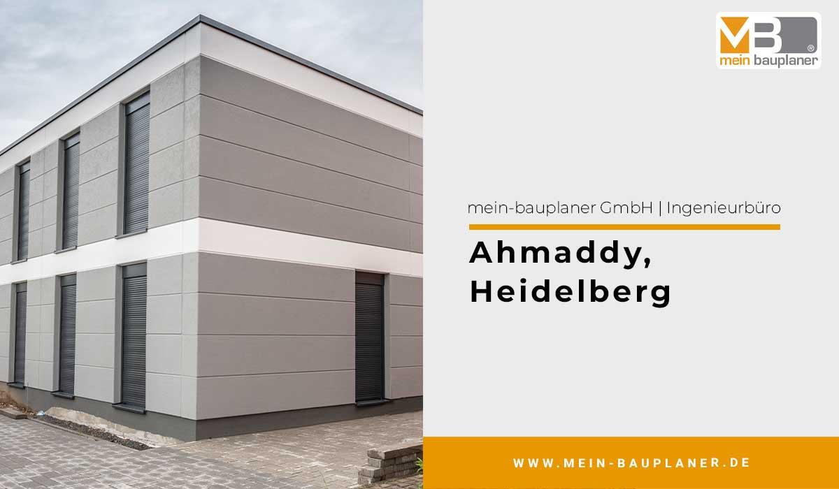Ahmaddy Heidelberg 1