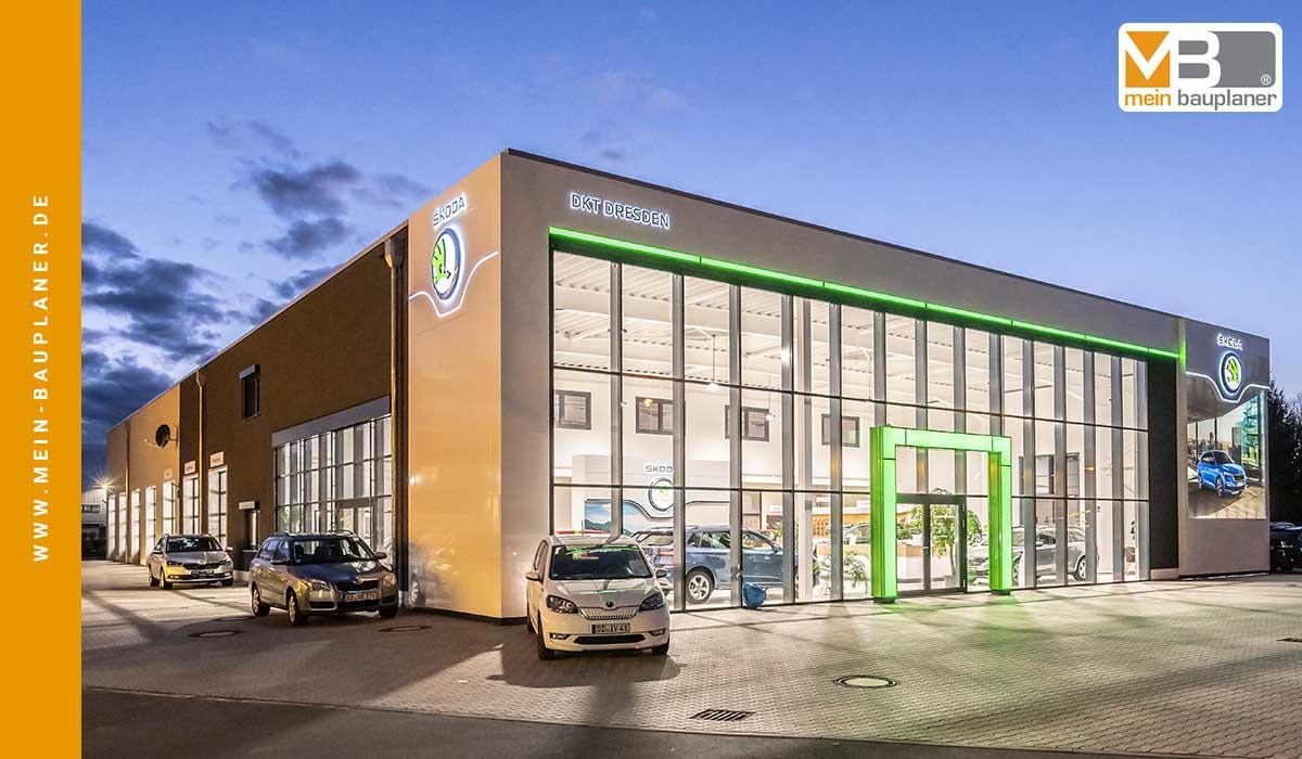 Skoda Autohaus Seifert Dresden 2