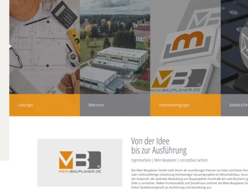 Die neue Mein-Bauplaner Website geht online
