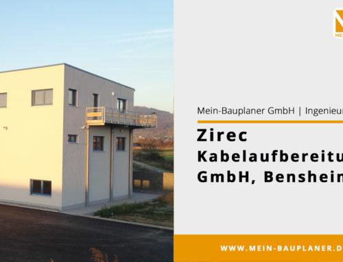 Neubau einer Produktionshalle mit Wohn- und Bürotrakt